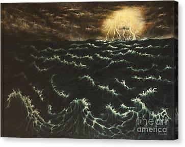 Where's Noah? Canvas Print by Gregory John