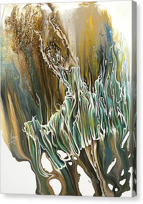 Whisper Canvas Print by Karina Llergo Salto
