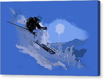 Whistler Art 005 Canvas Print by Catf