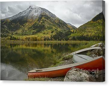 Whitehouse Mountain Canvas Print by Idaho Scenic Images Linda Lantzy