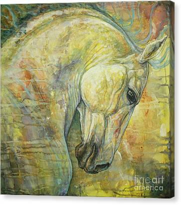 Wild Feel Canvas Print by Silvana Gabudean
