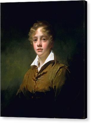 William Blair, C.1814 Canvas Print by Sir Henry Raeburn