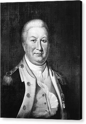 William Smallwood (1732-1792) Canvas Print by Granger