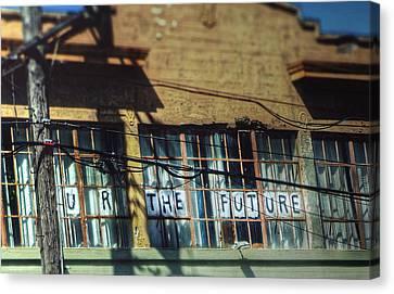 Window Of Opportunity  Canvas Print by Kenny Noddin