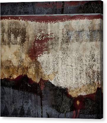 Window On South Dakota Canvas Print by Carol Leigh