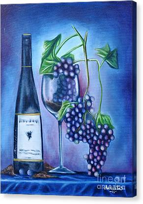 Wine Dance Canvas Print by Ruben Archuleta - Art Gallery