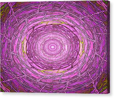 Wired Up Canvas Print by Tim Allen