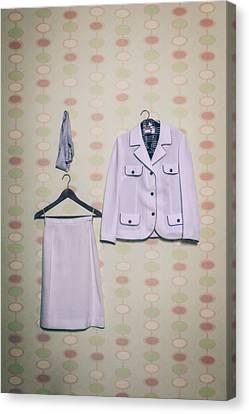 Woman's Clothes Canvas Print by Joana Kruse