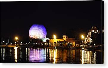 World Showcase 2 Canvas Print by Jenny Hudson