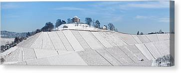 Wurttemberg Mausoleum In The Vineyards Canvas Print by Panoramic Images