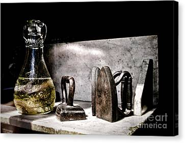 Years Ago Canvas Print by Olivier Le Queinec