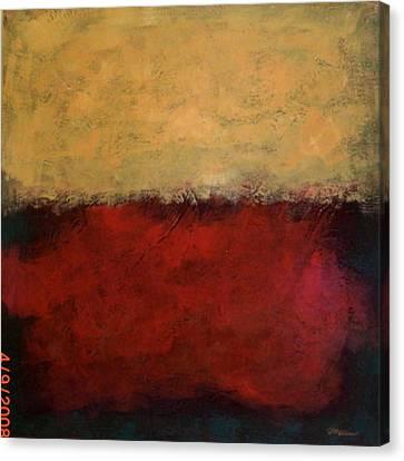 Yellow Haze  Canvas Print by Jim Ellis