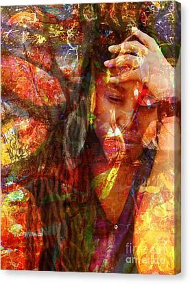 Yep  Canvas Print by Fania Simon