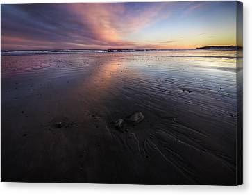 York Beach Canvas Print by Eric Gendron