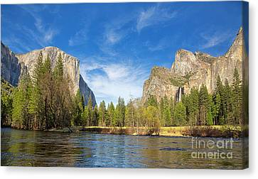 Yosemite Canvas Print by Jane Rix