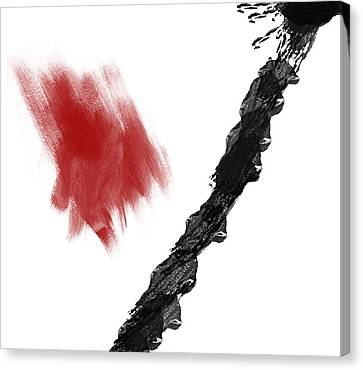 Zeal Canvas Print by Condor