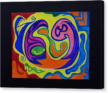 Zodiac #69 Canvas Print by James Welch