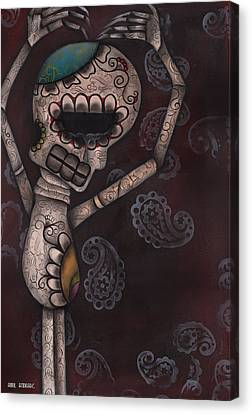 Unappreciated Canvas Print by  Abril Andrade Griffith