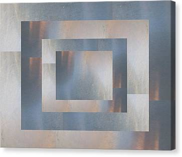 Brushed 19 Canvas Print by Tim Allen