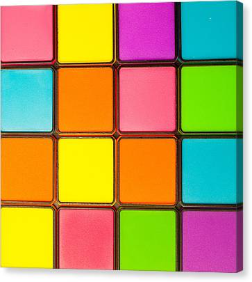 Colorful Background Canvas Print by Tom Gowanlock