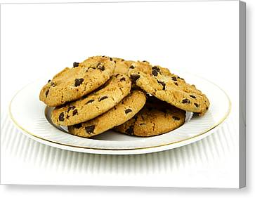 Cookies Canvas Print by Blink Images
