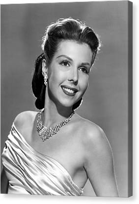 Easter Parade, Ann Miller, 1948 Canvas Print by Everett