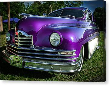 Forty-eight Canvas Print by Gene Hilton