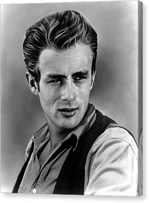 Giant, James Dean, 1956 Canvas Print by Everett