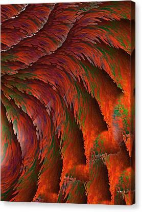 Imagination Canvas Print by Christopher Gaston