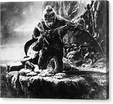 King Kong, 1933 Canvas Print by Granger