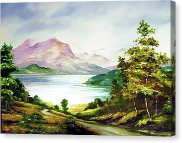 Landscape Canvas Print by Seni