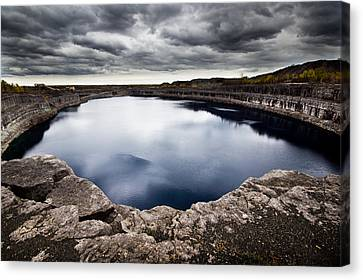 Marmora Mine Canvas Print by Cale Best