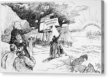 Marxism, C1891 Canvas Print by Granger
