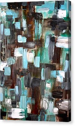 Organic Canvas Print by Eric Chapman
