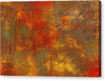 Price Of Freedom Canvas Print by Christopher Gaston