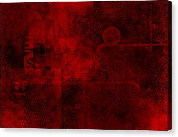 Redstone Canvas Print by Christopher Gaston