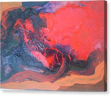 Senza Titolo Canvas Print by Dusan  Marelj