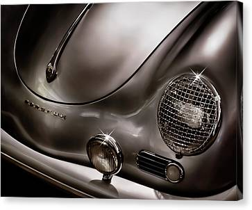 Silver Ghost Canvas Print by Douglas Pittman
