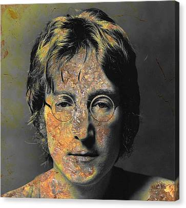 Smart Beatle  Canvas Print by Chandler  Douglas