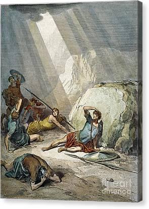 St. Paul: Conversion Canvas Print by Granger