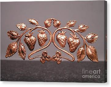 Stampings 29 Canvas Print by Dwight Goss