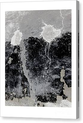 Storm Canvas Print by Peter Szabo