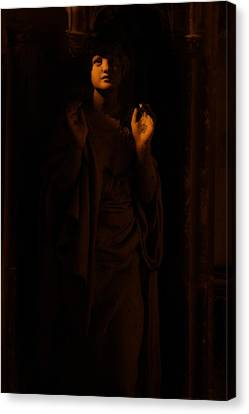 Supplication Canvas Print by Lisa Knechtel