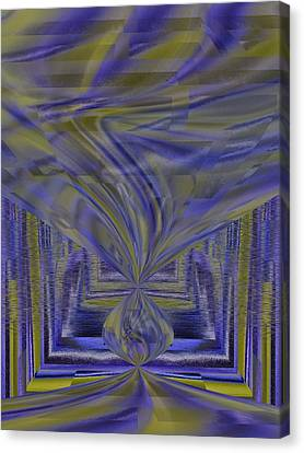 Tempest Canvas Print by Tim Allen