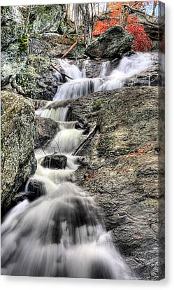 The Falls Canvas Print by JC Findley