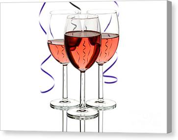 Wine Canvas Print by Blink Images