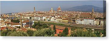 Florence Canvas Print by Joana Kruse