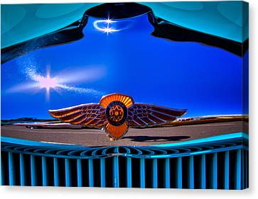 1933 Dodge Coupe Canvas Print by David Patterson