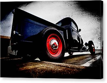 1934 Ford Pickup Canvas Print by Phil 'motography' Clark