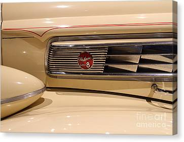 1939 Packard Super Eight Phaeton - 7d17406 Canvas Print by Wingsdomain Art and Photography